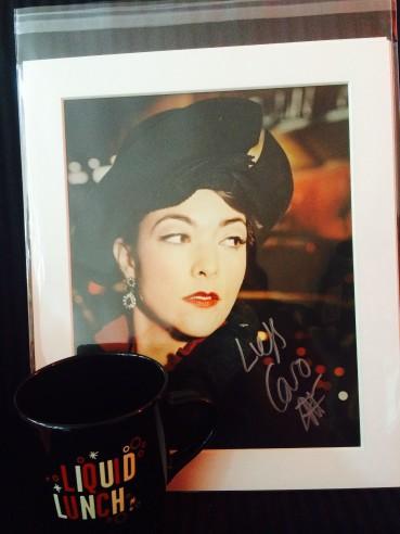 17 December: Caro Emerald! check hier haar column & prijs!