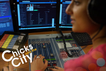 Oproep ChicksAndTheCity Radio!