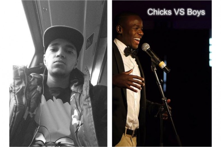 27 januari: Chicks vs. Boys