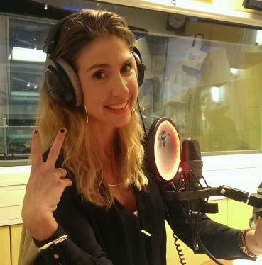 Meet onze radiochick Anne