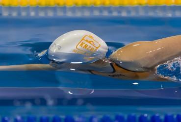 Zilver voor Radiochick Nanda bij Nederlands Kampioenschap Zwemmen voor recreanten (20+)