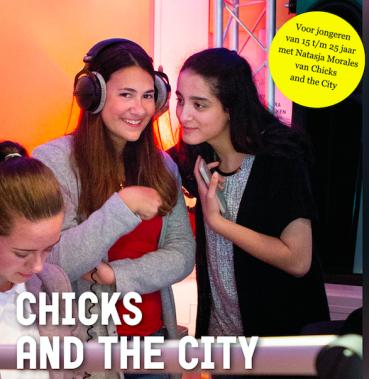 De CATC-SKVR-Dichtbij Chicks stellen zich aan je voor!