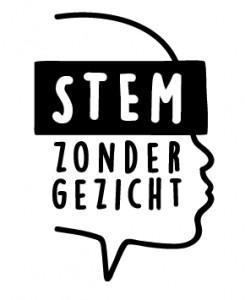 Logo Stem zonder gezicht