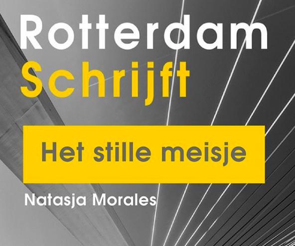 Het stille meisje #RotterdamSchrijft