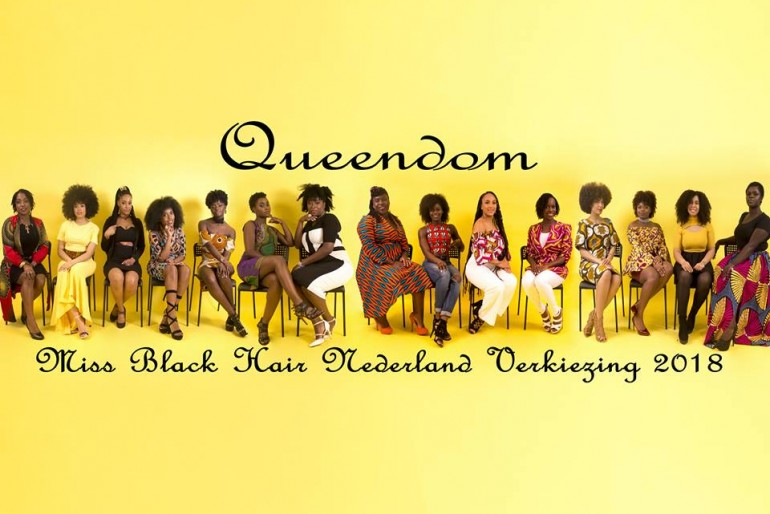21 FEBRUARI: MISS BLACK HAIR NEDERLAND