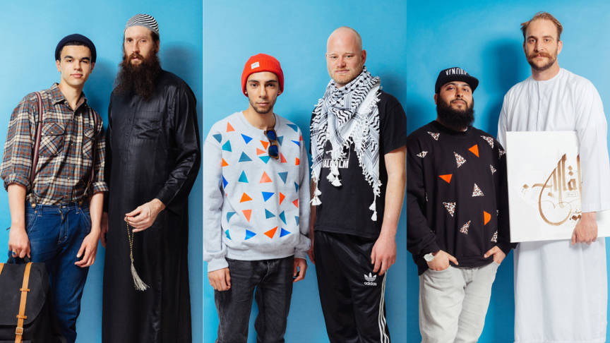 hipster muslim