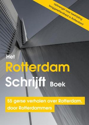 'Het Stille Meisje' van Natasja Morales vereeuwigd in #RotterdamSchrijft bundel