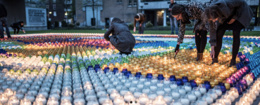 4 mei Nationale Jongerenherdenking in Rotterdam