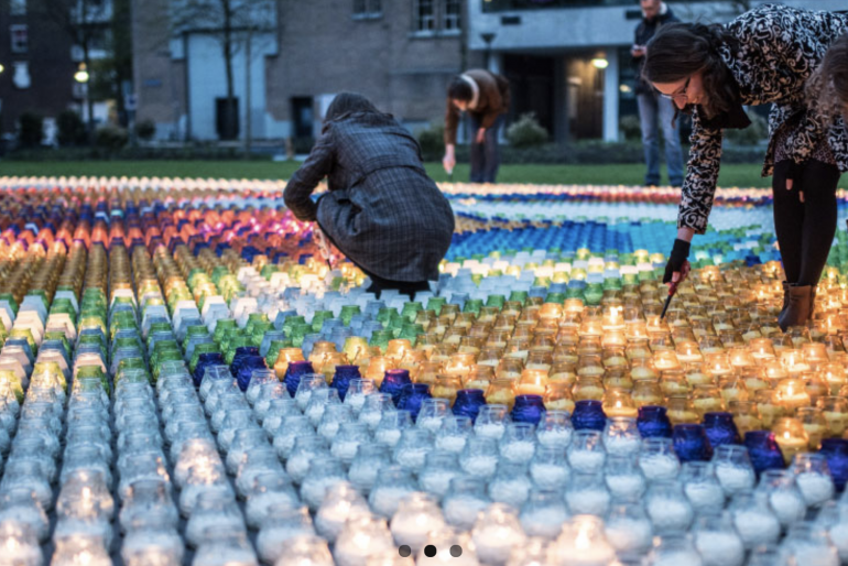 4 mei Nationale Jongerenherdenking in Rotterdam