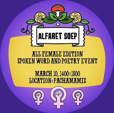 Event tip: 'Female Empowerment met Alfabetsoep'