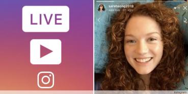 Chicks gaan extra content delen via Instagram live!