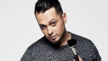 05 nov. stylist en make-up artist Paul Benjamin (Hip voor Nop)
