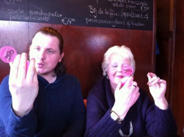 29 april: #HuisColumnnicht Mels & onze oudste #superchick Wil!