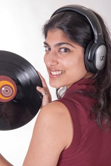 Meet onze radiochick Nanda van Heteren