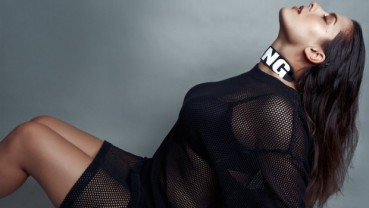 24 februari: plusmodel Danielle van Grondelle!
