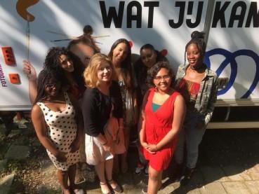 Meet the chicks: SKVR workshops-girls