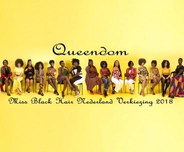 21 FEBRUARI: MISS BLACK HAIR NEDERLAND