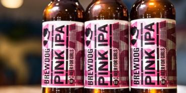 BrewDog lanceert Pink IPA, goedkoper bier voor vrouwen