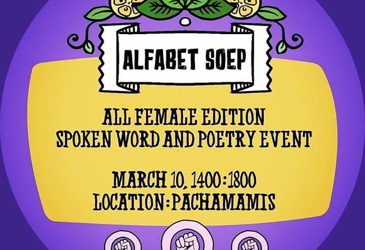 Event tip: 'Female Empowerment met Alfabetsoep'