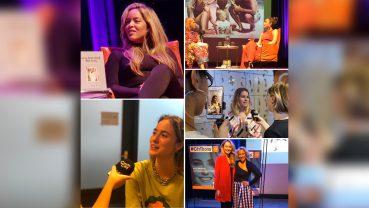 S02E14 Jamie Li, Nina Pierson, Emilie Sobels, Teske de Schepper en Kelly Weekers #Girlboss