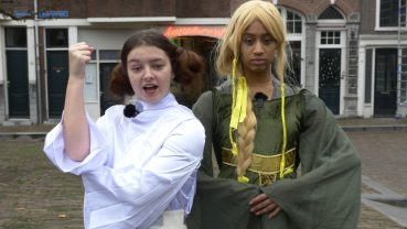Chicks On Screen duikt in de wereld van cosplay