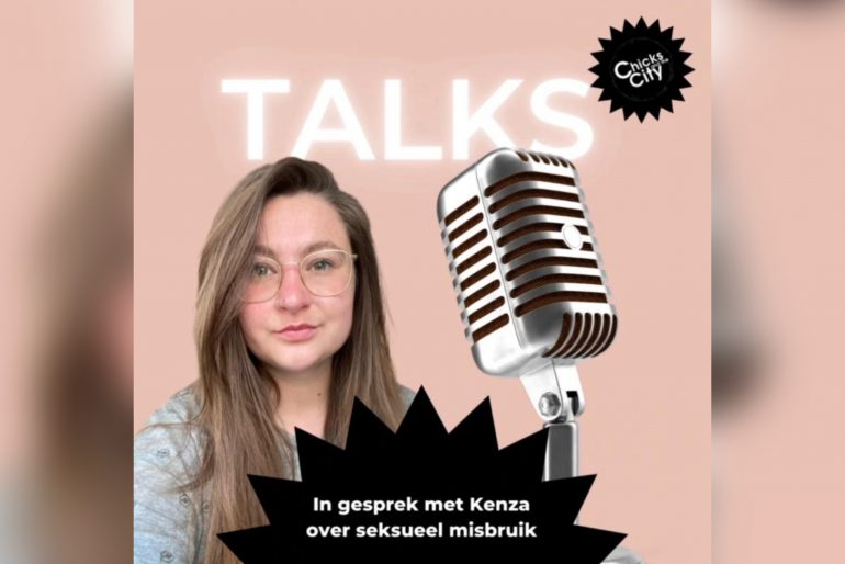 S03E06: In gesprek over seksueel misbruik met Kenza