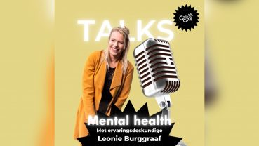 S03E13 Mental health and you met Leonie Burggraaf