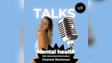 S03E14 Hoe maak je Mental Health bespreekbaar? Met Chantal Rachman!